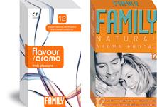 FAMILY 12U FLAVOUR