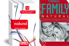 FAMILY 12U NATURAL