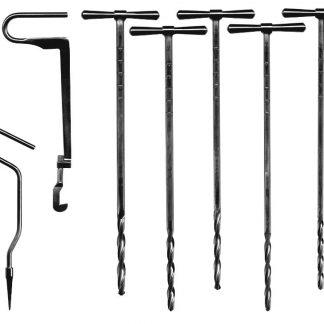 Инструменты для установки штифтов штыковидных (набор)